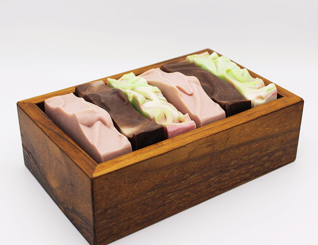 soap storage box