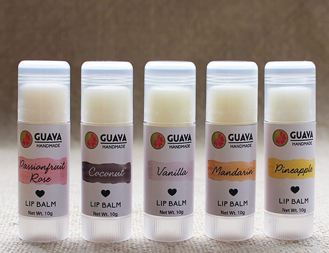 lip-balm-selection
