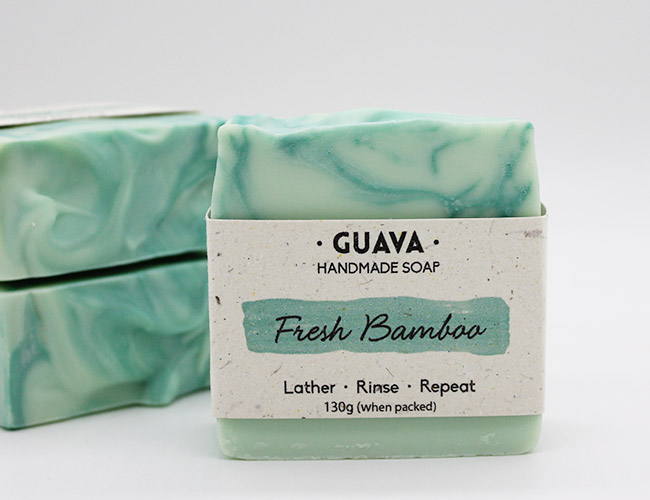 fresh bamboo soap