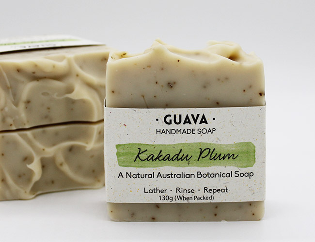 kakadu plum soap