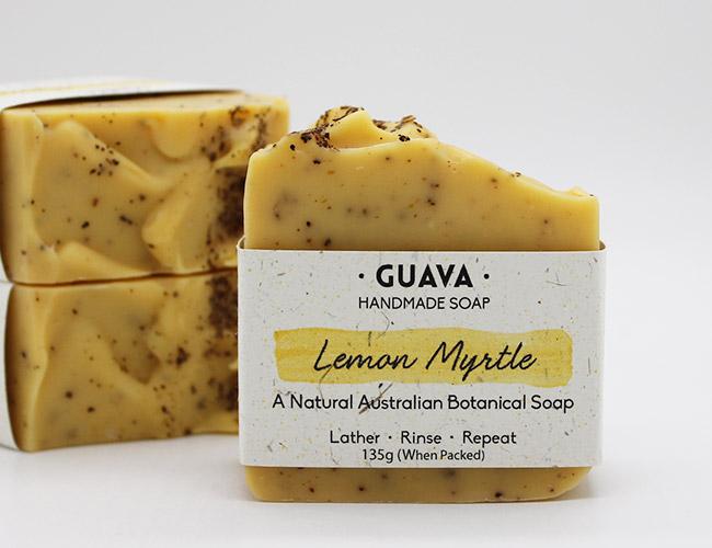 lemon myrtle soap