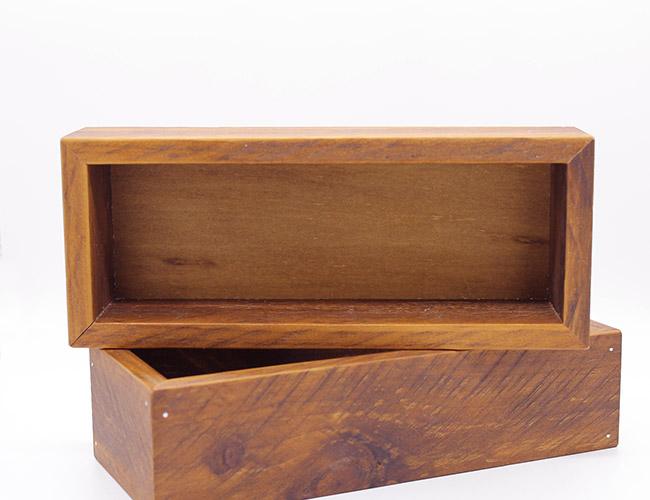 wooden soap box